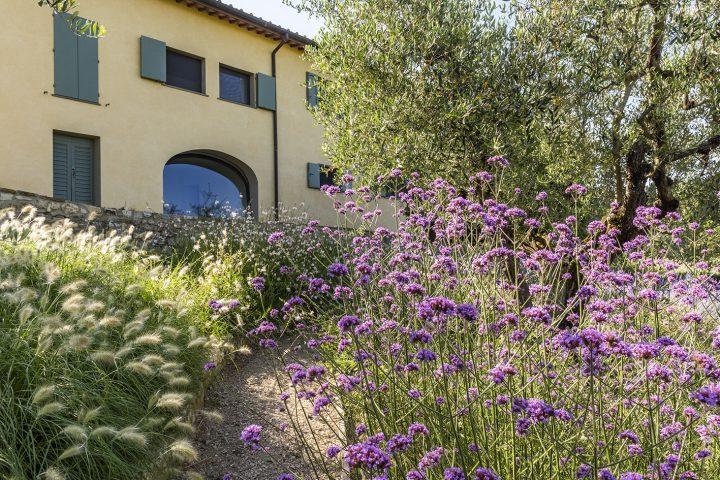 Residenza privata colline fiorentine