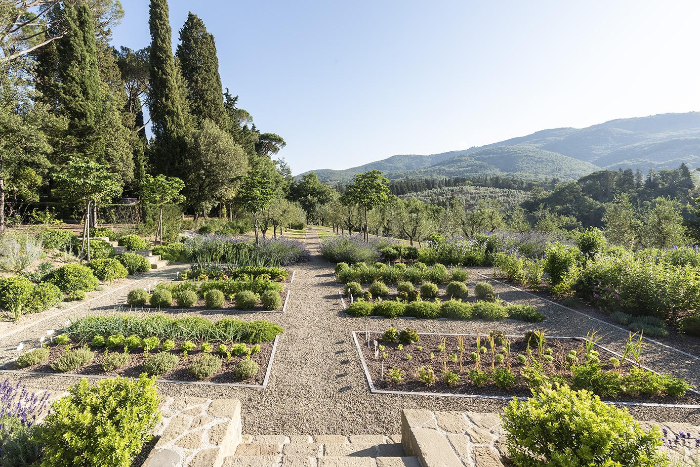 L'orto come un giardino