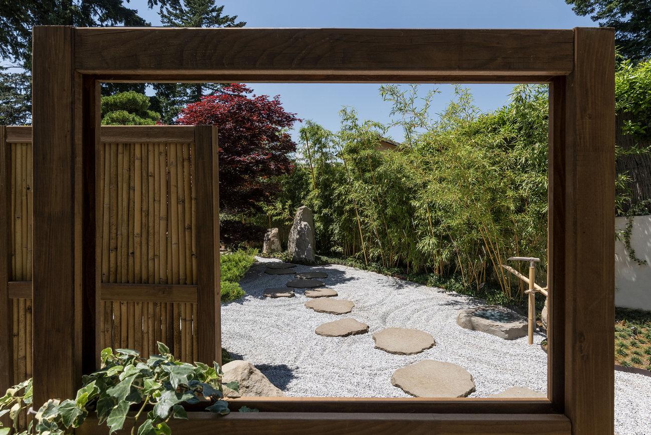 Un Giardino Giapponese in Toscana